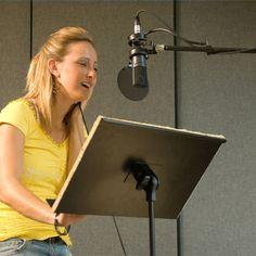 Begin Voice Acting