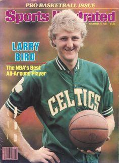 Larry Bird 1981