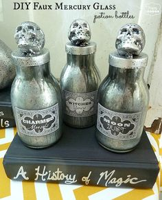 DIY-Faux-Mercury-Glass-Potion-Bottles