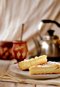 y sigo en la cocina: Torta de ricota II