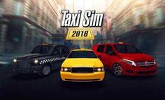 تحميل لعبة سيم تاكسي 2016 مهكرة لأندرويد : Taxi Sim 2016