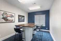 Our study rooms and business center are the perfect spot to host study groups or work on group projects.