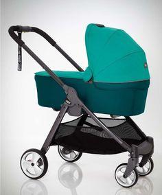 Armadillo Flip Carrycot - Teal Tide - Armadillo Flip Pushchair - Mamas & Papas #armadilloflip
