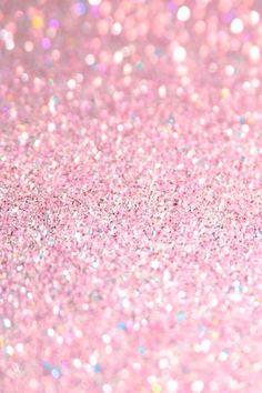 Pink sparkles glitter ✿⊱╮