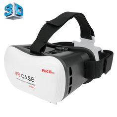 Virtual reality headset VR BOX 3D Glasses vr headset For iPhone 6 Plus 4.0 inch - 5.5 inch Smartphone VRBOX 3D Video Glasses