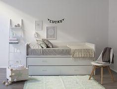 5 Habitaciones infantiles para no dejar de soñar | Kenay Home