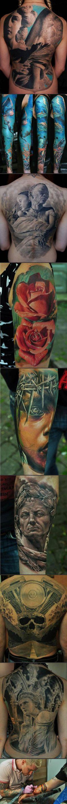 Some amazing tattoos