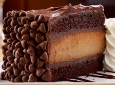 Hershey's Chocolate Bar Cheesecake