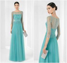 60 vestidos de festa Rosa Clará 2016: femininos e sofisticados! Image: 16