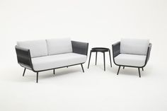Chair Side Table, Round Side Table, Grey Cushions, Table Dimensions, Outdoor Lounge, Upholstery, Contemporary, Furniture, Design