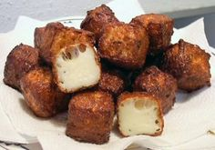crunchy deep-fried wisconsin mexican frying cheese bites