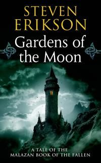 "Read ""Gardens of the Moon Book One of The Malazan Book of the Fallen"" by Steven Erikson available from Rakuten Kobo. Vast legions of gods, mages, humans, dragons and all manner of creatures play out the fate of the Malazan Empire in this. Fallen Series, Fallen Book, Fantasy Series, Fantasy Books, High Fantasy, Book Series, Book 1, Steven Erikson, The Way Of Kings"
