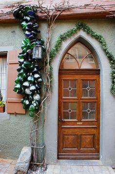 Rothenburg, door | Flickr - Photo Sharing! Entrance Doors, Doorway, Old Doors, Windows And Doors, Door Knockers, Door Knobs, Door Letters, Building A Door, Door Detail