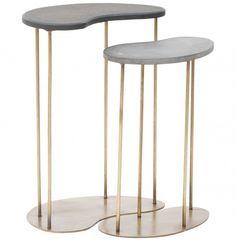 Boomerang Table Set