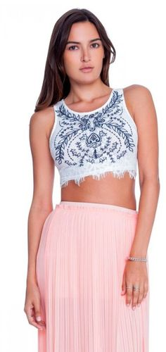 BohoPink - Lush Santorini Sun Embroidered Lace Crop Top,(http://www.bohopink.com/lush-santorini-sun-embroidered-lace-crop-top/)