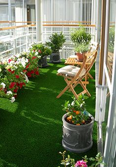 Plants Apartment Balcony Garden, Apartment Balcony Decorating, Apartment  Balconies, Terrace Garden, Garden