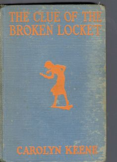 Mystery & young adult fiction -- Loved the 1920's versions of Nancy Drew mysteries -- Nancy had a roadster (whatever that was).