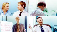 The Office UK. Yesyesyesyes.