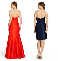 Back Views, Bridesmaids and Special Occasion Dresses by Jim Hjelm Occasions - Style jh5363