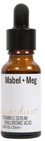 Mabel + Meg Lumilixir - Lumilixir #hyaluronicacid #vitamincserum #serum #antiageing