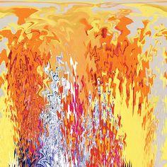 Sunshowers 1 by Odi Kletski