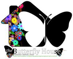 ButterflyHouse LOGO ©iOdesignFCA - 2017