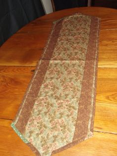 Table Runner by UniqueGrandma on Etsy, $25.00