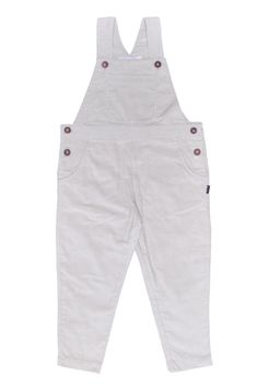 AW18 - Darcy Overalls - Oatmeal