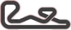 Image result for real race car tracks into slot car tracks