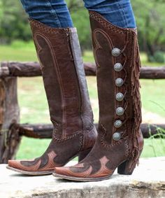LOVE THE BOOTS!!!  Double D Ranch - Great fashion styled in the West.