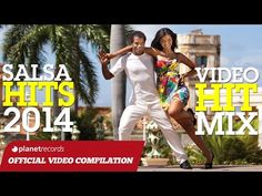 SALSA 2014 - 2015 ► VIDEO HIT MIX COMPILATION ► MARC ANTHONY, VICTOR MANUELLE, LOS VAN VAN - YouTube