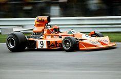 Vittorio Brambilla - 1975 March-Ford
