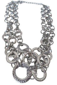Lia Sophia NWT, Lia Sophia Linkage necklace, retail $158