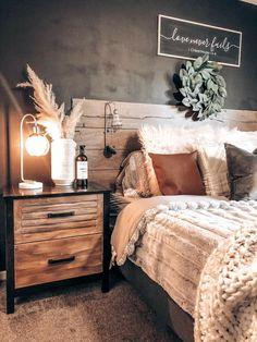 Western Bedroom Decor, Western Rooms, Dream Rooms, Dream Bedroom, Master Bedroom, Room Ideas Bedroom, Home Decor Bedroom, My New Room, House Rooms