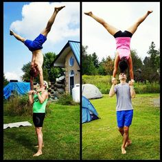Our #mcm this week is @acro_robert -look at him basing AND flying standing hand to hand!    #Badass  You're always super enthusiastic and playful. We love it when you visit; please come more often!  #Acroyoga #AcroyogaMontreal #Acroyogamtl #AcroRevolution #Ottawa #AcroyogaOttawa #SmileyOm #Yoga #PartnerYoga #FitCouple #Fitness #Exercise #PartnerYoga #Teamwork #Friends #Community #MantoHand #ManCrush #Strong #StrongMen #Fun #Calisthenics #Acrobatics