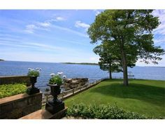 Property 155 West Street, Beverly, MA 01915 - MLS® #71702441 - Rarely offered, a renovated and meticulously maintained, oceanfront Queen Ann Victorian sited in the heart of Beverly Farms with stun