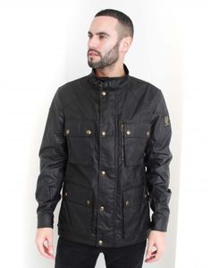 Belstaff Trailmaster jacket Black