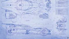 batmobile plans