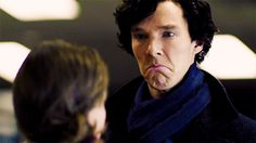 This is a still from the show Sherlock on BBC. If you like Sherlock Holmes, you'll love this rendition :)