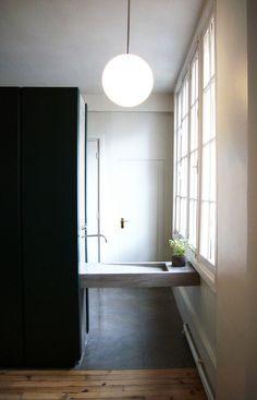 Regis Larroque Paris Apartment