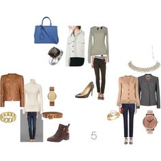 Classic Soft Autumn 5 by christinems on Polyvore featuring DRKSHDW, Tory Burch, Ralph Lauren Blue Label, MANGO, Zara, Ted Baker, A.L.C., Citizens of Humanity, Brooks Brothers and Ivanka Trump