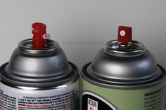 Tips to help you make smooth even spray paint coats, on the small detailed surfaces of miniatures, models, model horses, bdj dolls or other small items.