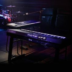 Yamaha MOTIF XF8 88-Key Synthesizer Workstation | KraftMUSIC.com