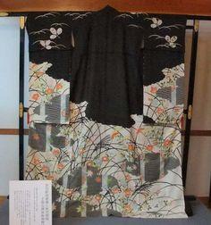 西陣の織り元をたずねる - 旅と着物と本と・・・  芸舞妓の衣裳展