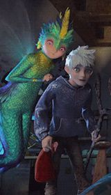 *THE TOOTH FAIRY & JACK ~ Rise of the Guardians, 2012
