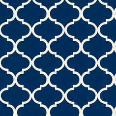 Berkshire Home Landview Trellis Cobalt 54 inch Indoor/Outdoor Polyester Fabric by the yard, Blue Outdoor Material, Outdoor Fabric, Indoor Outdoor, Fabric Empire, Trellis Pattern, Pattern Wallpaper, Wallpaper Ideas, How To Make Pillows, Blue Wallpapers
