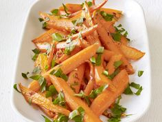 Sweet-and-Sour Carrots Recipe : Food Network Kitchen : Food Network