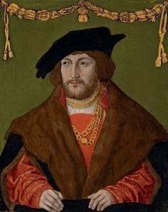 Portrait of a Gentleman by Hans Wertinger (1465-1533)
