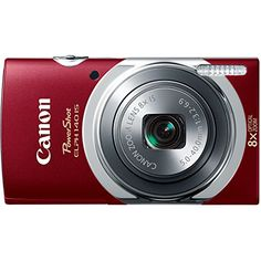 Introducing Canon PowerShot ELPH140 IS Digital Camera Red. Great Product and follow us to get more updates!