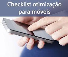 Checklist digital para otimização nos móveis.